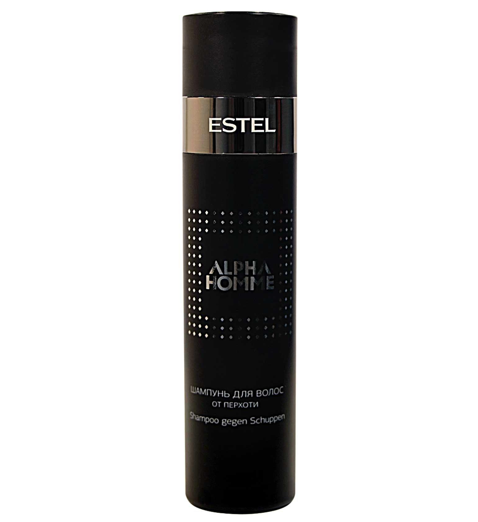 Эстель для седых волос для мужчин