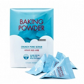 ETUDE HOUSE Скраб для лица Baking Powder Crunch Pore Scrub	7г*24