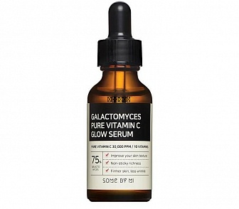 SOME BY MI Сыворотка для лица с галактомисисом и витамином С GALACTOMYCES PURE VITAMIN C GLOW SERUM	30мл