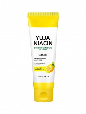 SOME BY MI Крем-гель для лица с экстрактом юдзу YUJA NIACIN BRIGHTENING MOISTURE GEL CREAM	100мл