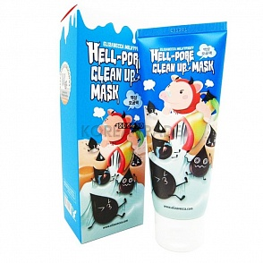 Elizavecca Очищающая маска для лица Hell Pore Clean Up Mask	100мл