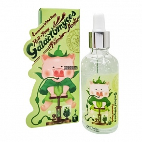 Elizavecca  Восстанавливающая сыворотка Witch Piggy Hell-Pore Galactomyces Premium Ample	50мл
