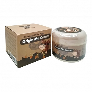 Elizavecca Крем для лица c лошадиным жиром Milky Piggy Origin Ma Cream	100г